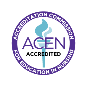 Image result for acen accreditation logo