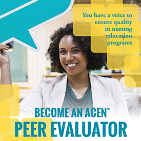 Become an ACEN Peer Evaluator