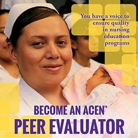 Become an ACEN Peer Evaluator