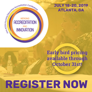 2019 ACEN Nursing Education Accreditation Conference